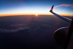 fly (Ảo Ảnh) Tags: fly airplane air train sky amr sun sunshine ray green sea van