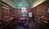 Libreria - library (Anteriorechiuso Santi Diego) Tags: libreria library aglié book books piedmont castle castello piemonte