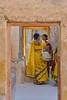 Amber Fort (Gwen Fran) Tags: amber amberfort asia asie inde india jaipur rajasthan fort indian indien people sari darktable