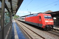 101 047 met eurocity (vos.nathan) Tags: db br 101 baureihe deutsche bahn remagen 047