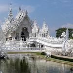 Wat Rong Khun/White Temple, Chiang Rai thumbnail