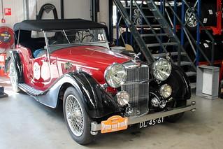 1938 Alvis Speed 25 Tourer