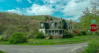 Green House on Simms Mountain