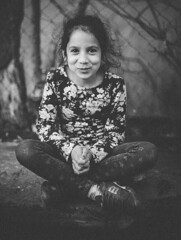 Smile heartily (Pavel Valchev) Tags: a7ii ilce rokkor mc 58mm 12 wideopen child smile adapted minolta lens manual