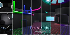 *NW* Future Skybox (NeverWish) Tags: nw neverwish skybox scifi second life