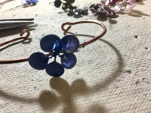 wrap flower wires