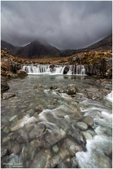 The Fairy Pools (stephanegachet) Tags: ecosse scotland fairypools skye stephanegachet gachet landscape paysage river riviere cascade