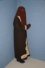 Down coat under the Abaya (Warm Clothes Fetish) Tags: hijab burka chador niqab girl hot warm sweat torture fur coat winter anorak boots hat