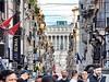 Via del corso (ioriogiovanni10) Tags: domenica passeggiata fotografo rome capitale citta centro city viadelcorso altaredellapatria piazzavenezia nikon roma