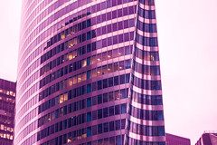 dystopia-0653-2 (justmyfotozz) Tags: paris ladefense dystopia cyberpunk pink hues lightroom france french