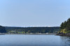Orcas Island (Shannon L. Castor) Tags: washington orcasisland nature landscape water dock trees mountains spring