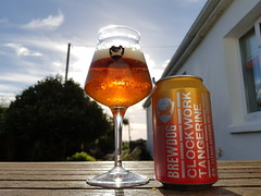 BrewDog - Clockwork Tangerine (Jolphin) Tags: india paleale citrus scotland beer craft session ipa tangerine clockwork brewdog