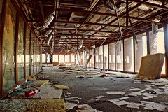 The Old Guitar Factory (Abandoned Illinois) Tags: old decrepit collapsing guitar rurex urbex exploring factory abandoned abandonedillinois