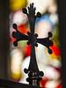 Processional cross (badger_beard) Tags: trumpington cambridge south cambs cambridgeshire st mary michael church