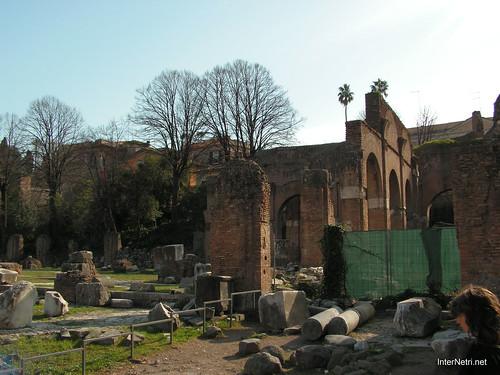 Римський форум, Рим, Італія InterNetri Italy 532