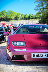 2000 Lamborghini Diablo VT 6.0. (dementedb43) Tags: 2000 lamborghini diablo vt viola ophelia 60 brooklands museum 2018 supercar rare car italian italy w602xgp auto italia v12