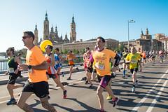 2018-05-13 08.33.22 (Atrapa tu foto) Tags: 2018 españa saragossa spain zaragoza aragon carrera city ciudad corredores gente maraton people race runners running es