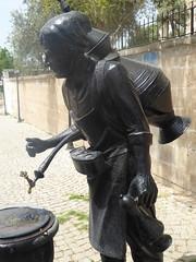 Functional art (gordontour) Tags: didim yenihisar aydin turkey aegean art sculpture traditional teavendor teaseller