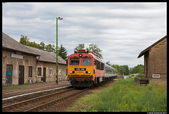 MAV 418 318, Ménfőcsanak 19-08-2017 (Henk Zwoferink) Tags: győr győrmosonsopron hongarije hu henk zwoferink mav máv start zrt
