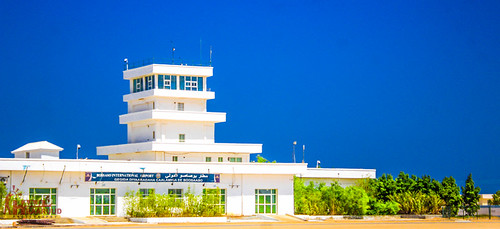 Bosaso Air Port  xaajiBaaruud #somalia #Airport #world #photo #Dalmushaaxe #photographer