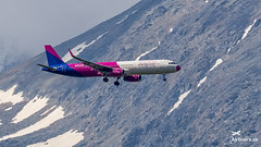 HA-LXY Wizz Air Airbus A321-231(WL) (airliners.sk, o.z.) Tags: airplane airbus a321 a321231 a321231wl airport poprad tatry popradtatry lztttat tat airline wizzair wizz air airlinerssk