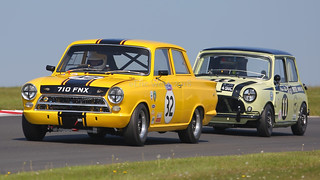 HSCC HISTORIC TOURING CARS