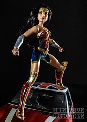 She's a wonder... (gibbspaulus) Tags: galgadot mattel dolls doll wonderwoman