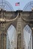 Brooklyn Bridge Design (fantommst) Tags: lisaridings fantommst brooklyn bridge newyork city usa cables cablestayed suspension people busy walkway manhattan eastriver steelwire national historic landmark civilengineering
