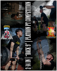 "Golden Dragons ""Back 9"" Competition (commandos10mtn) Tags: pt physical training army dragons commando commandos run ruck swim rope climb"