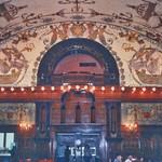 St Augustine  Florida - Ponce de Leon Hotel - Flagler College -  Dining Room thumbnail