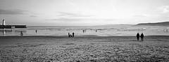 Scarborough Beach. (christopherhogg1) Tags: chrishoggsphotos scarborough southbay beach sand coast lighthouse yorkshire yorkshirecoast sea cliffs