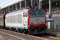 La E652.145 nella nuova livrea MIR (Ernesto Imperato - Firenze (Italia)) Tags: e652 652145 mir mercitaliarail firenzecastello guterzug merci freighttrain canon eos 7d