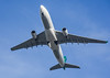 aer lingus gear up (pbo31) Tags: bayarea california nikon d810 color may 2018 spring boury pbo31 sanfranciscointernational sfo airport aviation sanbruno sanmateocounty plane flight travel airline blue airbus aerlingus gear belly takeoff departure