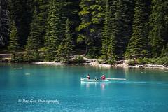 Moraine Lake, Banff National Park (PhotoDG) Tags: banff nationalpark alberta landscape polarizer telephoto color rocky mountain canadianrockies morainelake banffnationalpark 班夫国家公园 班夫 国家公园