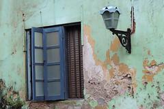 Galle - Window Protection (Drriss & Marrionn) Tags: travel srilanka ceylon southasia outdoor seaside tropics coastline galle coast sea window windows wall city cityscape street streetview streetlife