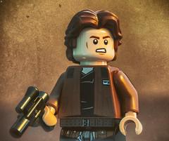 Solo: A Star Wars Story (Jezbags) Tags: solo star wars story starwars lego legos toy toys legostarwars macro macrophotography macrodreams macrolego canon canon80d 80d 100mm closeup upclose han disney