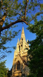 St Mary's Church, Maida Vale.