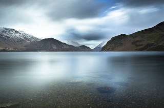Across Ennerdale Water