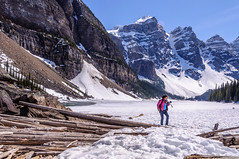 0351_CANADA_BANFF (KevinMulla) Tags: banff canada lake morainelake rockymountains unesco worldheritage improvementdistrictno9 alberta