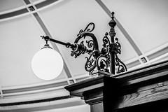 (Ollie Smith Photography) Tags: library architecture merseyside liverpool may nikon d7200 sigma1750 28 lightroomcc monochrome mono blackwhite blackandwhite lamp indoors