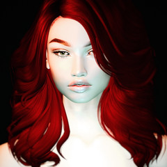 Karma (heidi.rewell) Tags: catwa fashion portrait modish redhead semotion secondlife iconic
