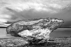 Thaw (Kristaaaaa) Tags: canada fortgoodhope fujixt2 fujifilm landscape nature northwestterritories nwt outdoors sky ice acros river mackenzie 16mm