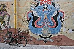 València Arte Urbano Graffiti 55 (Kiko Colomer) Tags: kikocolomer franciscojosecolomerpache arte urbano graffiti valencia valence ciudad calle pintura city rue street francisco colomer pache kiko cañete