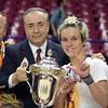 (l3o_) Tags: beautiful woman basketball galatasaray cimbom gs