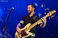 Rythm (Patrick ARFI) Tags: 2018 festival bruguières hautegaronne guitareaucamville anapopovic lebascala guitar bass colorful music live musician concert rock