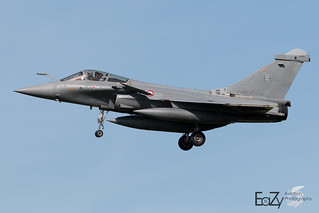 125 / 30-GD French Air Force (Armée de l'air) Dassault Rafale C