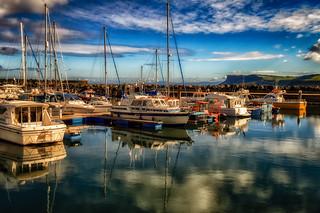 Ballycastle Marina