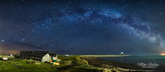 Holy island under the stars ... (Mike Ridley.) Tags: milkyway holyislandmilkyway holyisland sonya7s samyang24mmf14 mikeridley astrophotography astrophotographer nightscape night stars nightphotography nightphotographer