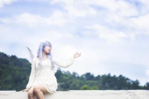 Remilia Scarlet - Tenshi