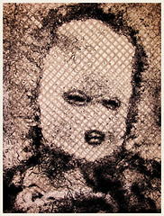 Years Later The Truth Came Out (Scott Riley) Tags: art artwork fineart contemporaryart modernart mask incognito scott riley portrait
